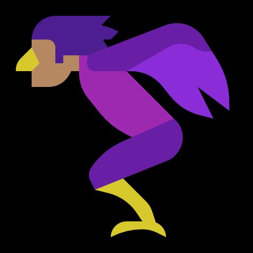 :harpy: