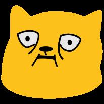 :blob_fucking_weird_cat: