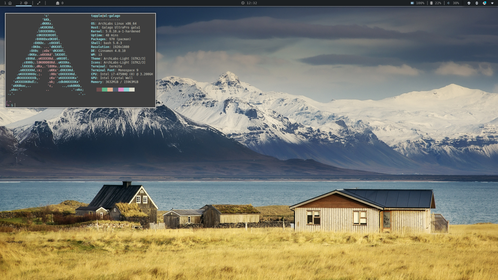 ArchLabsLinux: