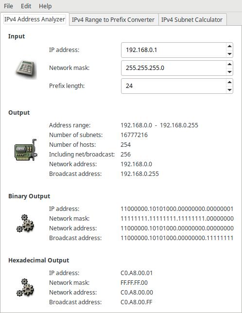 ip address calculator