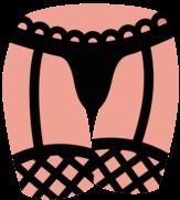 :lingerie: