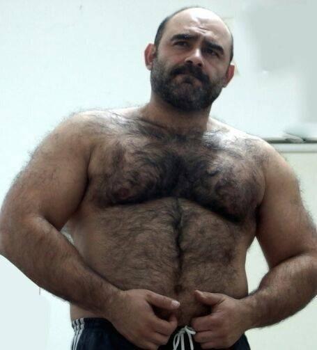 видео огромный волосатый мужик дрочит член два брата