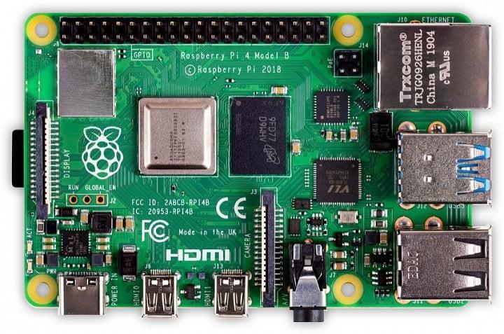 Raspberry Pi4B