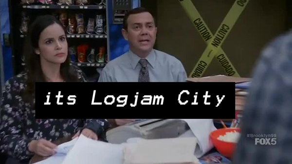it's Logjam.City!!