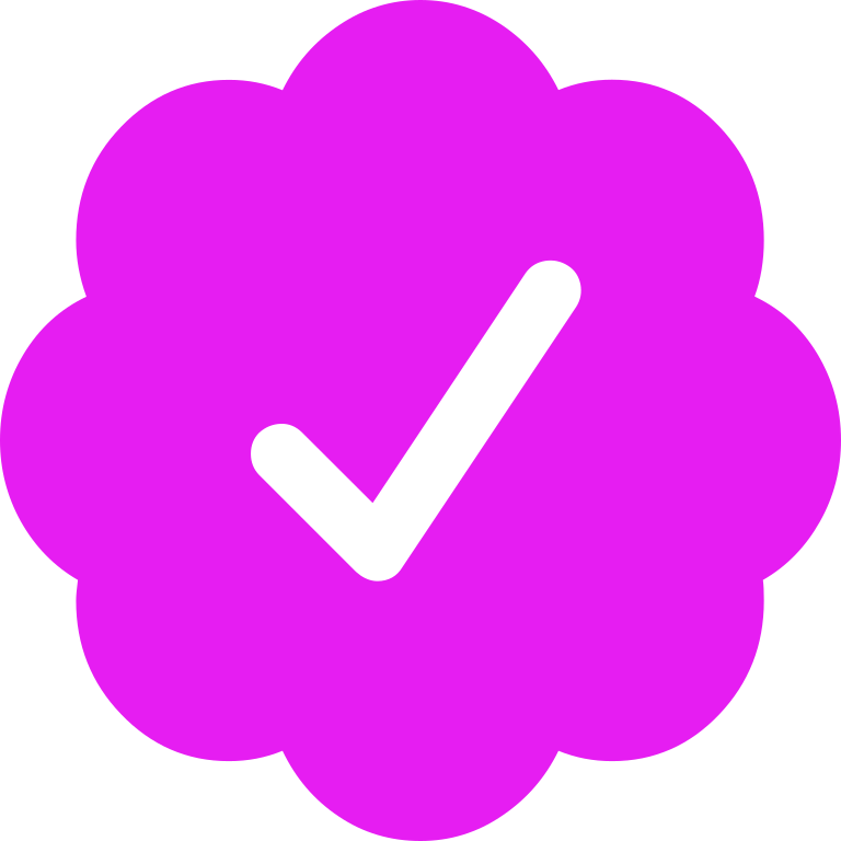 :verified_pink: