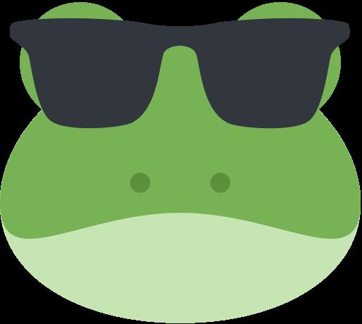 :coolfrog: