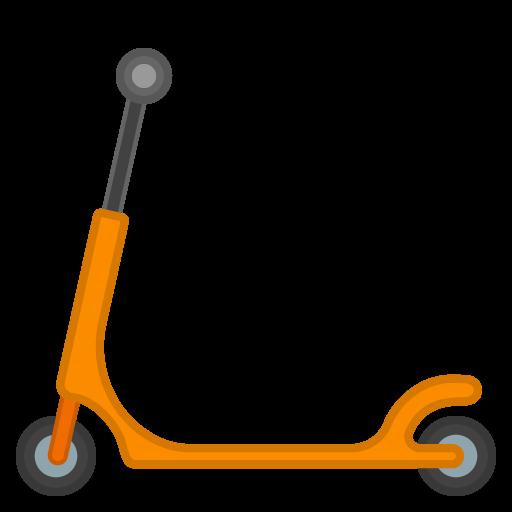 :scooter_kick: