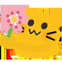 :blobcatflower: