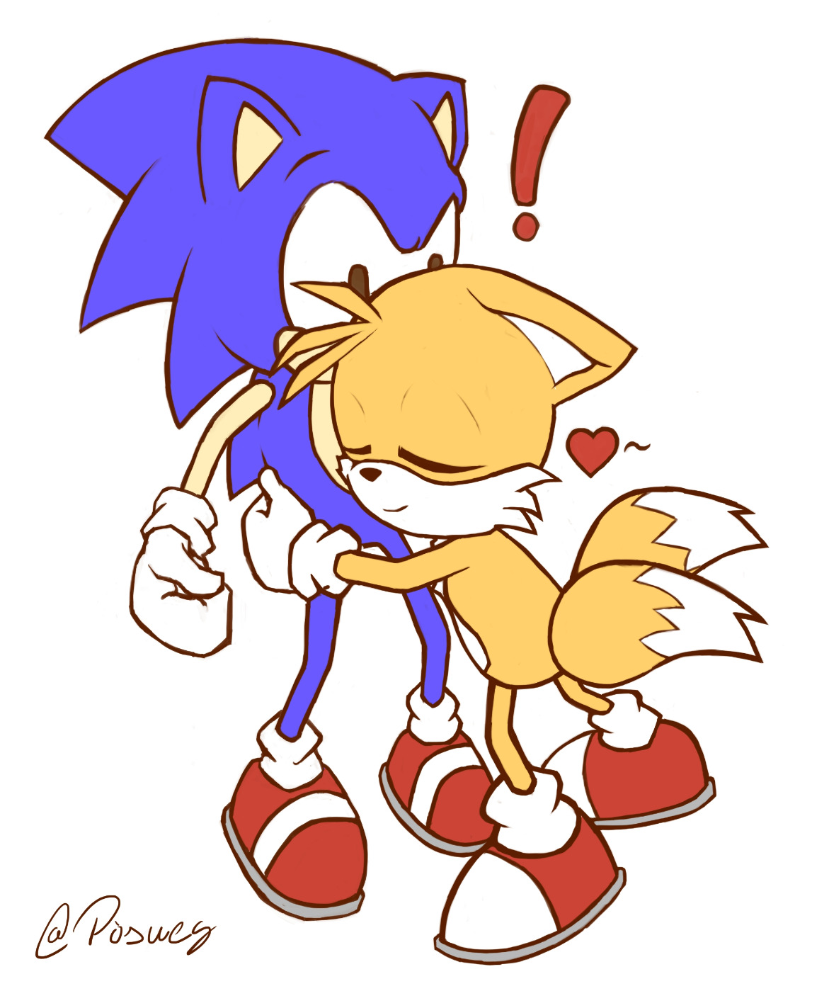 If sonic was gay