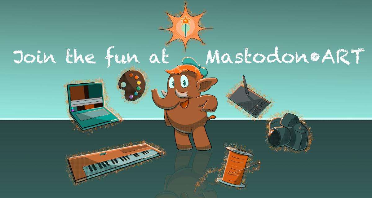 Mastodon.ART