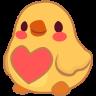 :chick_heart: