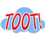 :toot: