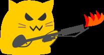 :blobcat_flamethrower: