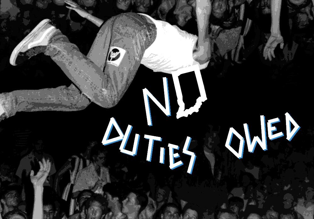 No Duties Owed