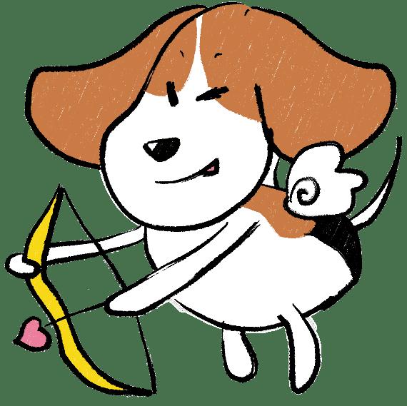 :beagle_cupid: