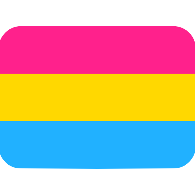 :pansexual:
