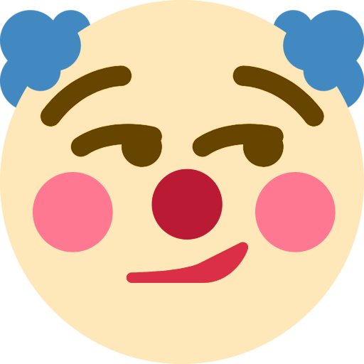 :clownsmirk: