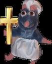 :churchmouse: